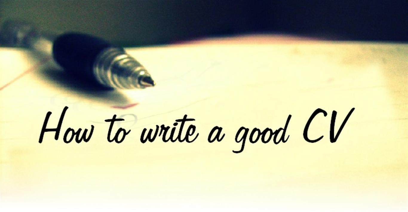 Cara Penulisan Daftar Riwayat Hidup