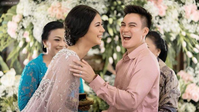 Contoh Undangan Pernikahan Paula Baim